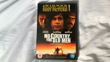 No Country For Old Men DVD (Now donated to Keith's charity shop) [No-Reply Listing]